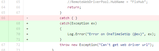 emptycatchexception